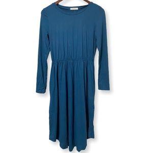 Reborn J NWT Dark Teal Dress size Medium